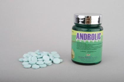 Androlic 50mg (100 tab)