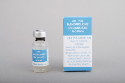 Nandrolone Decanoate Norma 200mg/amp