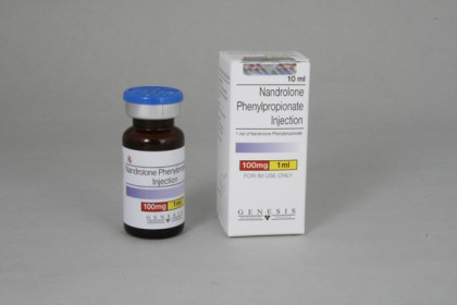 Nandrolone Phenylpropionate injeksjon 100mg/ml (10ml)