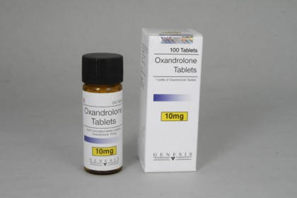 Oxandrolone tabletter 10mg (100 tab)