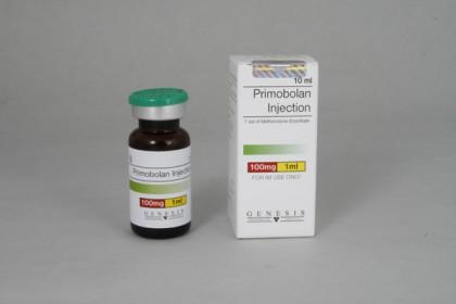 Primobolan injeksjon 100mg/ml (10ml)
