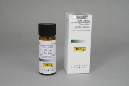 Tamoxifene Citrate tabletter 10mg (100 tab)