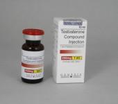 Testosteron mix injeksjon 250mg/ml (10ml)