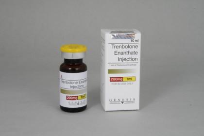 Trenbolone Enanthate injeksjon 200mg/ml (10ml)